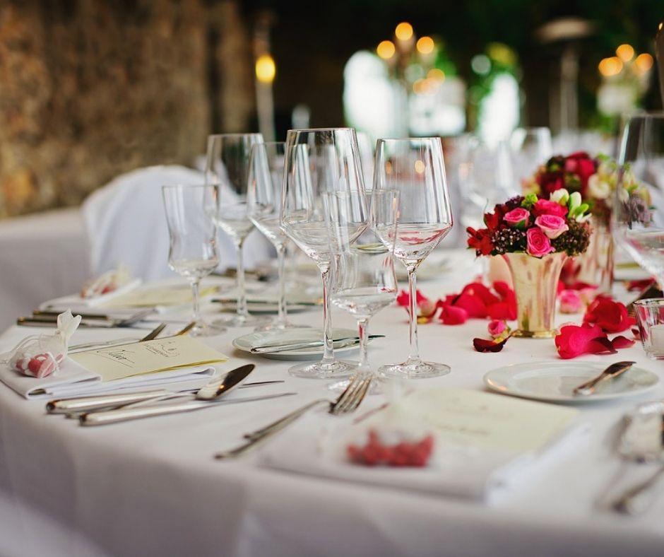celebración boda - Eventos Caprice