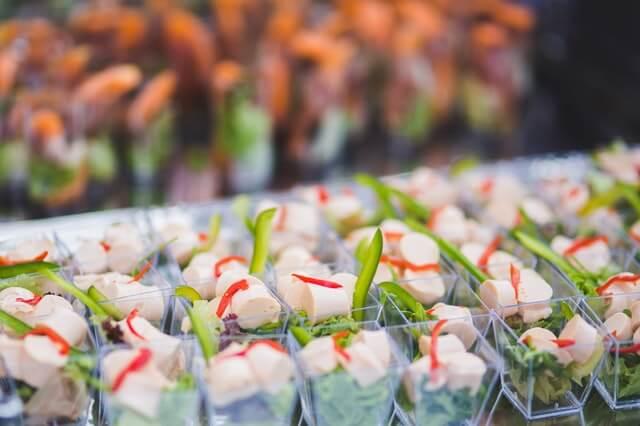 comidas especiales catering
