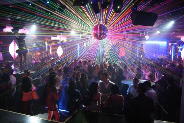 sala discoteca new garamond