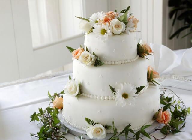 tarta de boda economica