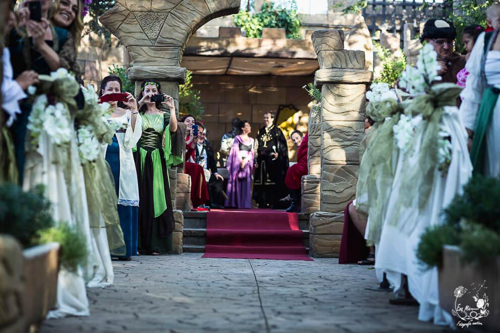boda medieval talamanca