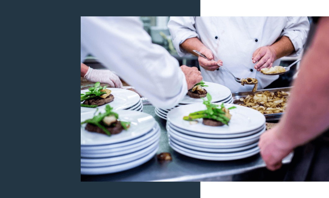 chefs catering eventos